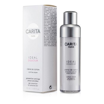 Carita Ideal Douceur Cotton Creme (Sensitive Skin)