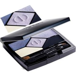 Christian Dior 5 Colour Eyeshadow 208 Navy Design