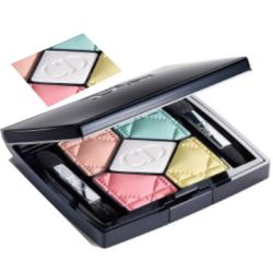 Christian Dior 5 Colour Eyeshadow Candy Choc 676