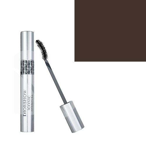 Christian Dior Diorshow Iconic Overcurl Mascara Over Brown 694