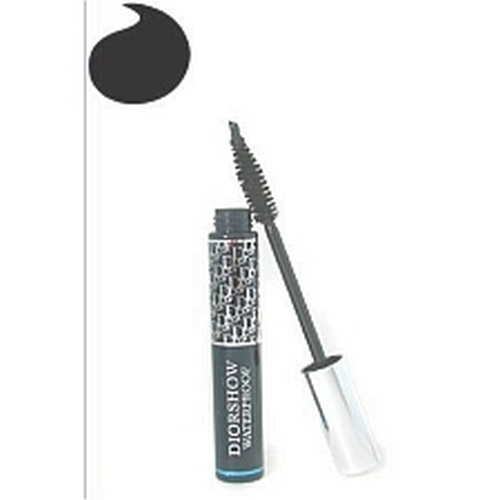Christian Dior Diorshow Mascara Waterproof Buildable Volume # 090 Catwalk Black