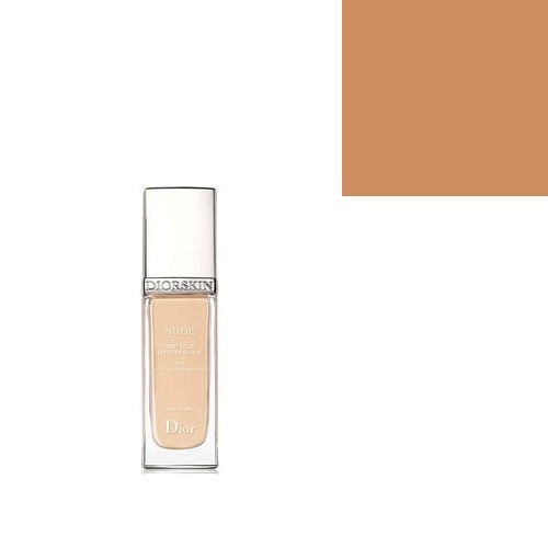 Christian Dior Diorskin Nude Skin Glowing Makeup SPF15 Honey Beige 040