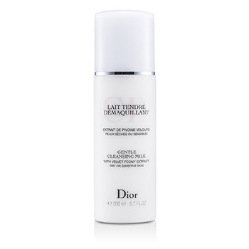 Christian Dior Gentle Cleansing Milk (For Dry/ Sensitive Skin)