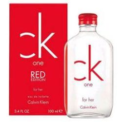 CK One Red Edition for women