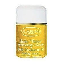 Clarins Body Treatment Oil ( Soothing, Relaxing )