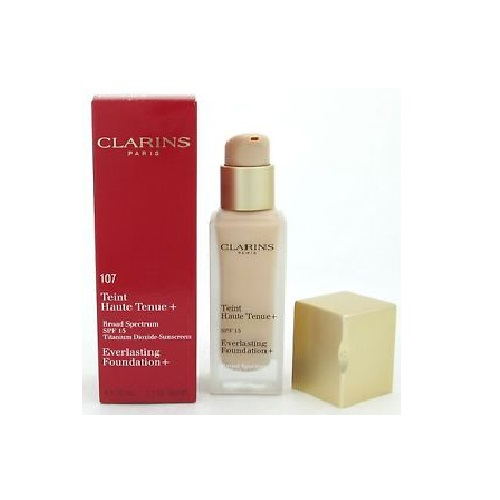 Clarins Everlasting Foundation + SPF 15 107 Beige