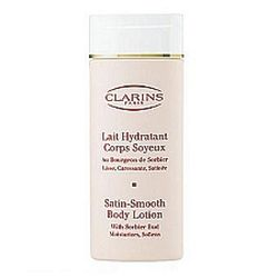 Clarins Satin Smooth Body Lotion