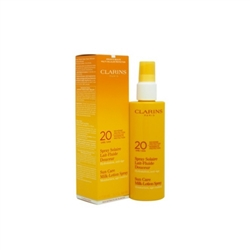 Clarins Sun Care Milk Lotion Spray SPF 20