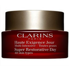 Clarins Super Restorative Day Cream all skin type