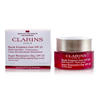 Clarins Super Restorative Day Cream SPF20