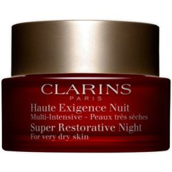 Clarins Super Restorative Night Cream for Very Dry Skin