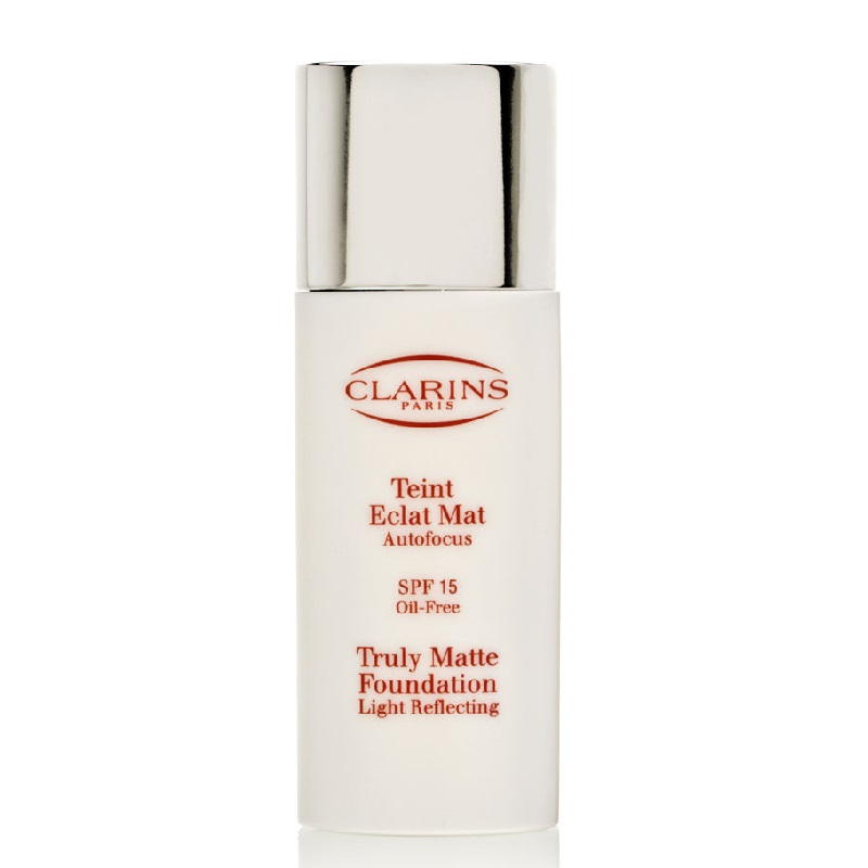 Clarins Truly Matte Foundation Light Reflecting SPF 15 2.5