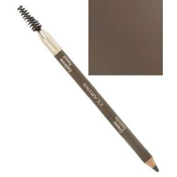 Clarns Eyebrow Pencil 01 Dark Brown
