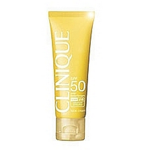Clinique Face Cream SPF 50 with SolarSmart