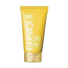 Clinique Sun Body Cream SPF 30 with Solar Smart UVA/UVB Advanced Protection