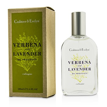 Crabtree & Evelyn Verbena Lavender De Provence Cologne Spray