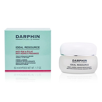 Darphin Ideal Resource Smoothing Retexturizing Radiance Cream (Normal to Dry Skin)
