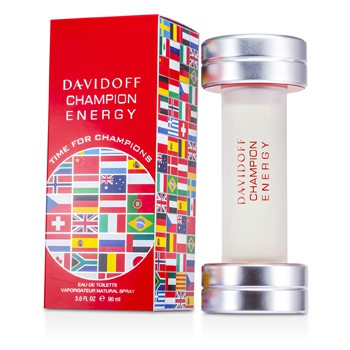 Davidoff Champion Energy Eau De Toilette Spray (International Edition)
