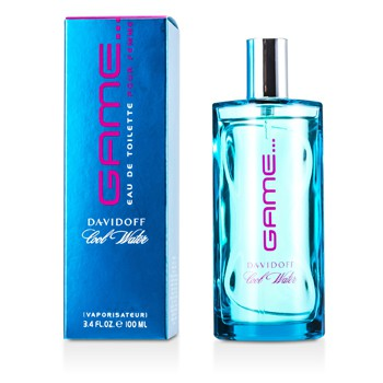 Davidoff Cool Water Game For Her Eau De Toilette Spray
