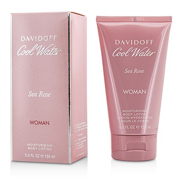 Davidoff Cool Water Sea Rose Body Lotion