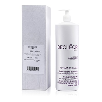 Decleor Aroma Cleanse Fresh Purifying Gel (Combination Oily Skin) - Salon Size