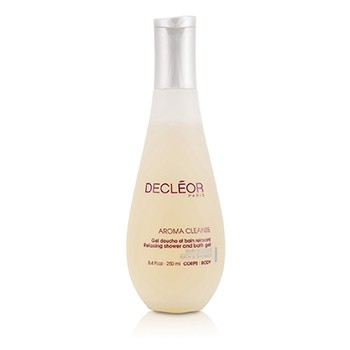 Decleor Aroma Cleanse Relaxing Shower and Bath Gel