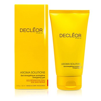 Decleor Aroma Solutions Energising Gel For Face Body