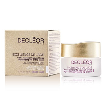Decleor Excellence De LAge Regenerating Eye Lip Cream