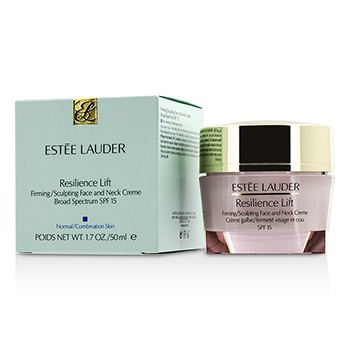 Estee Lauder Resilience Lift Firming/Sculpting Face and Neck Creme SPF 15 (Normal/Combination Skin)
