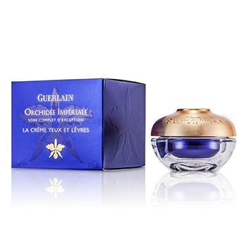 Guerlain Orchidee Imperiale Exceptional Complete Care Eye Lip Cream