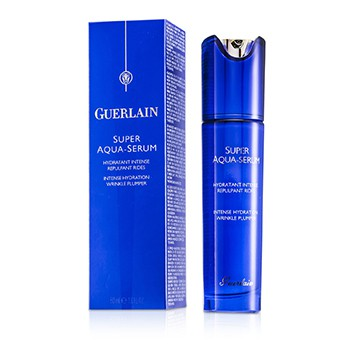 Guerlain Super Aqua Serum Intense Hydration Wrinkle Plumper