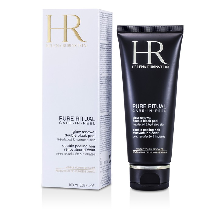 Helena Rubinstein Pure Ritual Glow Renewal Double Black Peel