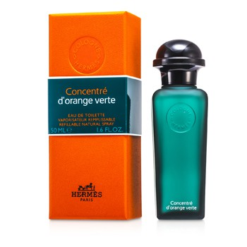 Hermes DOrange Verte Eau De Toilette Refillable Concentrate Spray