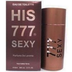 His 777 Sexy by Parfums de Laroma for Men