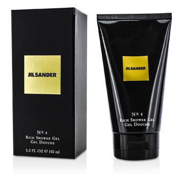 Jil Sander No.4 Rich Shower Gel
