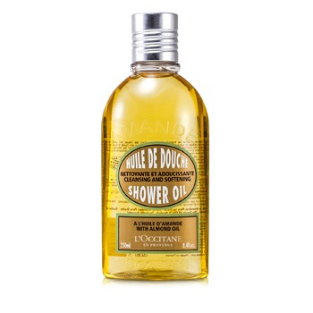 L'Occitane Almond Cleansing Soothing Shower Oil