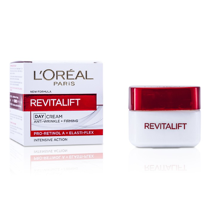 L'Oreal Dermo-Expertise RevitaLift Anti-Wrinkle + Firming Day Cream For Face Neck (New Formula)