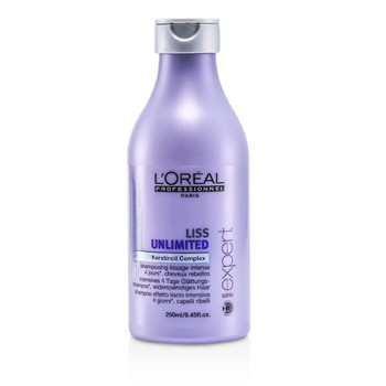 L'Oreal Professionnel Expert Serie - Liss Unlimited Smoothing Shampoo (For Rebellious Hair)
