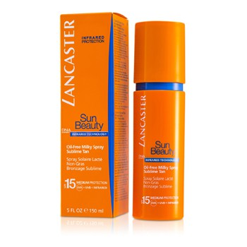 Lancaster Sun Care Oil-Free Milky Spray SPF 15