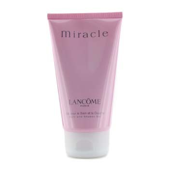 Lancome Miracle Bath And Shower Gel