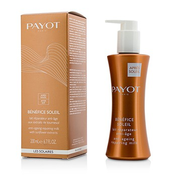 Payot Benefice Soleil Anti-Aging Repairing Milk (For Face Body)