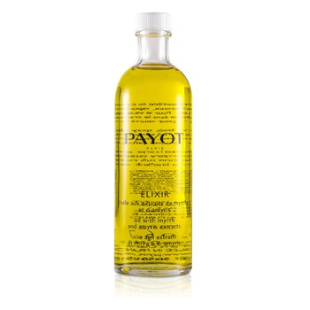 Payot Le Corps Elixir Oil with Myrrh Amyris Extracts (For Body, Face Hair - Salon Size)