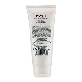 Payot Les Demaquillantes Gommage Intense Fraicheur Exfoliating Cream (Salon Size)