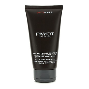 Payot Optimale Homme Deep Cleansing Gel - Exfoliating Purifying