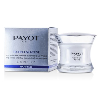 Payot Techni Liss Active - Deep Wrinkles Smoothing Care