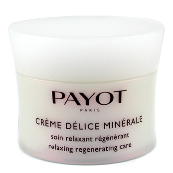 Payot Vitalite Minerale Creme Delice Minerale Relaxing Regenerating Care