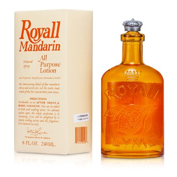 Royall Fragrances Royall Mandarin All Purpose Lotion Splash