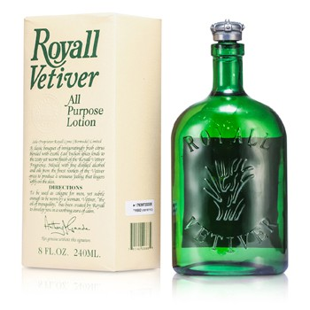 Royall Fragrances Royall Vetiver All Purpose Lotion Splash
