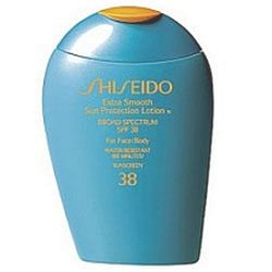 Shiseido Extra Smooth Sun Protection Lotion Broad Spectrum SPF 38