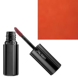Shiseido Lacquer Rouge Lipstick OR508 Blaze